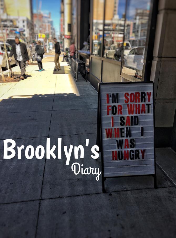 Brooklynský zápisník