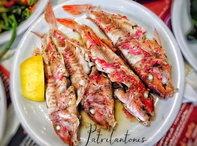 Patrelantonis - pravá chuť ryb