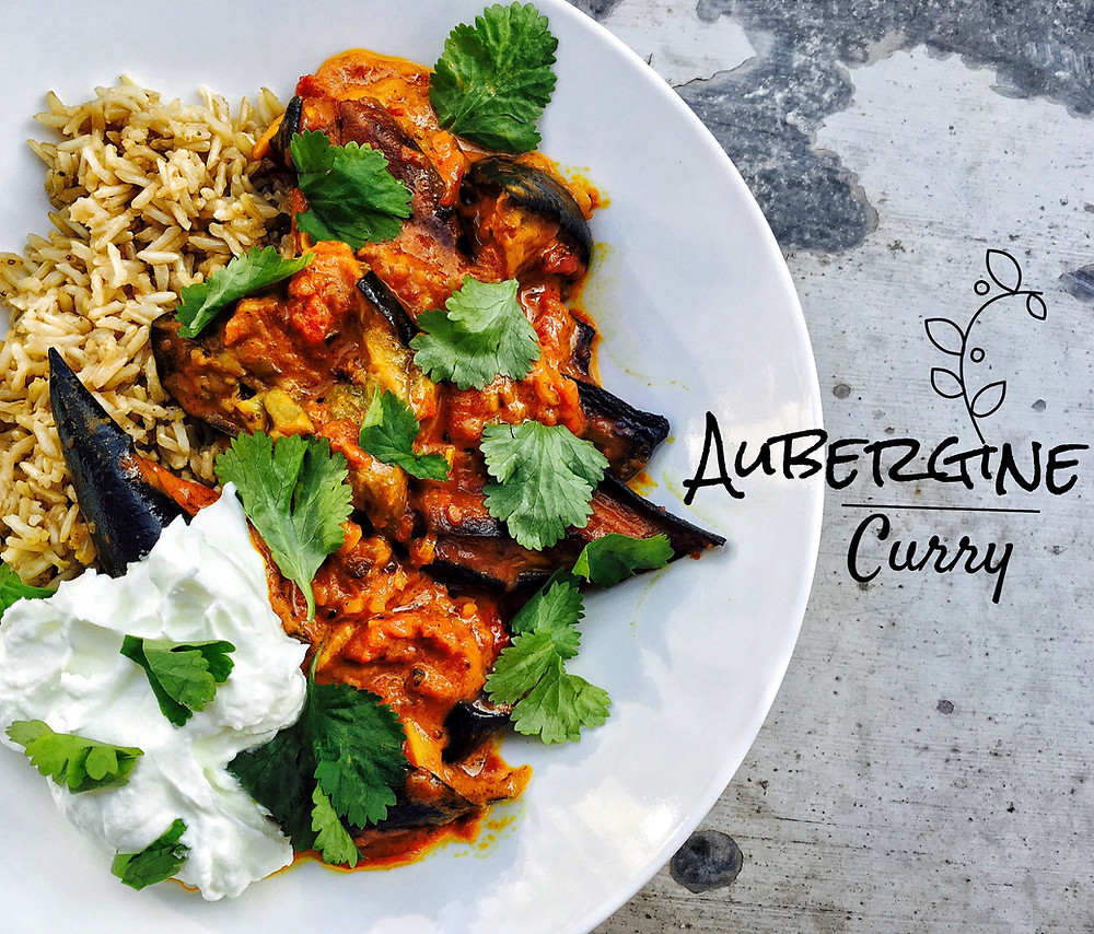 Abuergine Curry