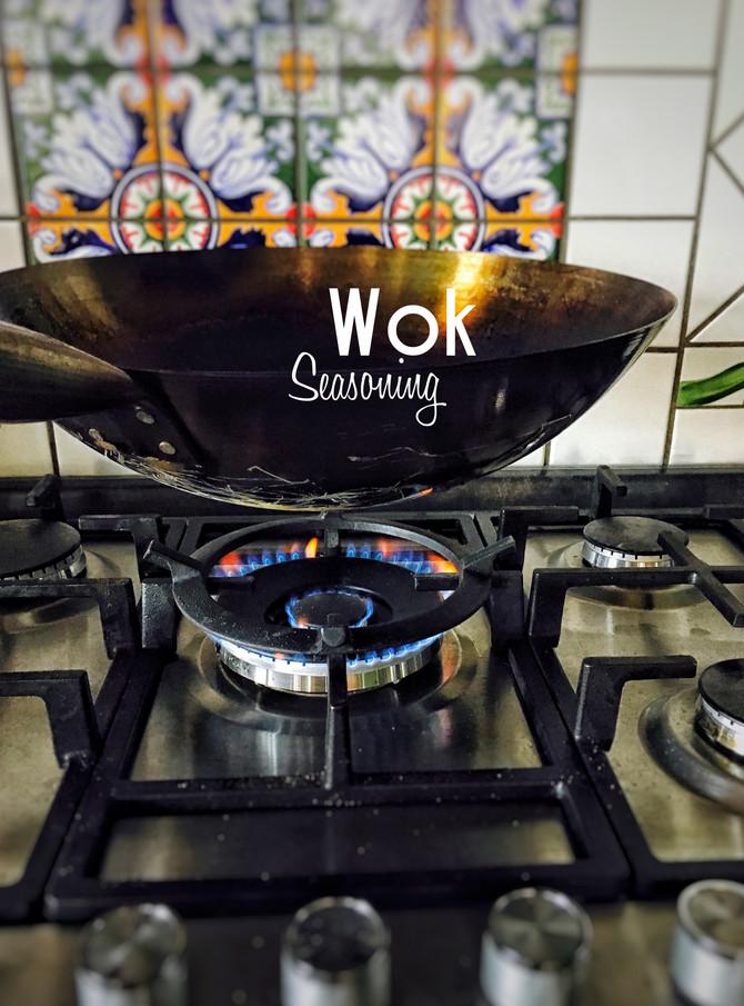 Jak správně zajet wok