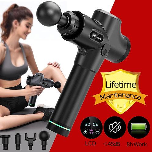 Muscle Massage Gun Deep Tissue Massager