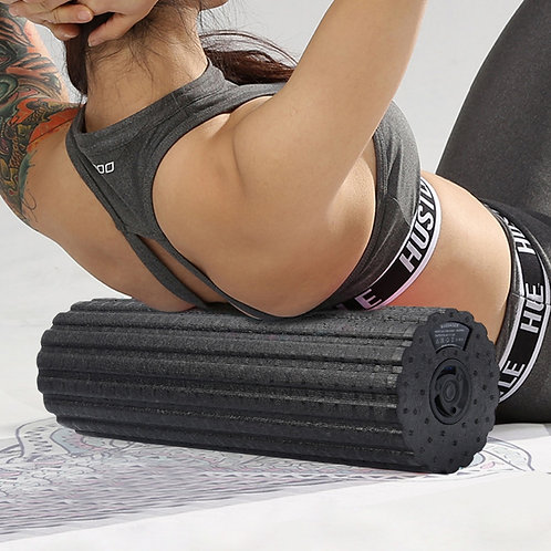 Electric 4-Speed Vibrating Foam Roller