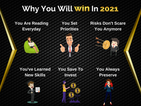 Business Tip | Why You Will Win in 2021? | Out And About Business Solutions