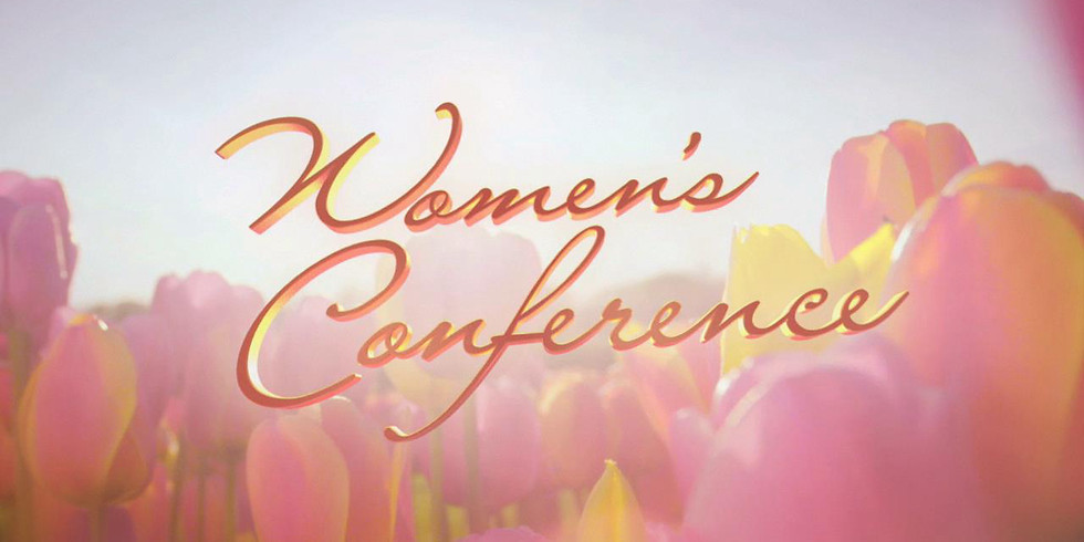 WOMEN CONFERENCE - EMPOWERED BY GRACE