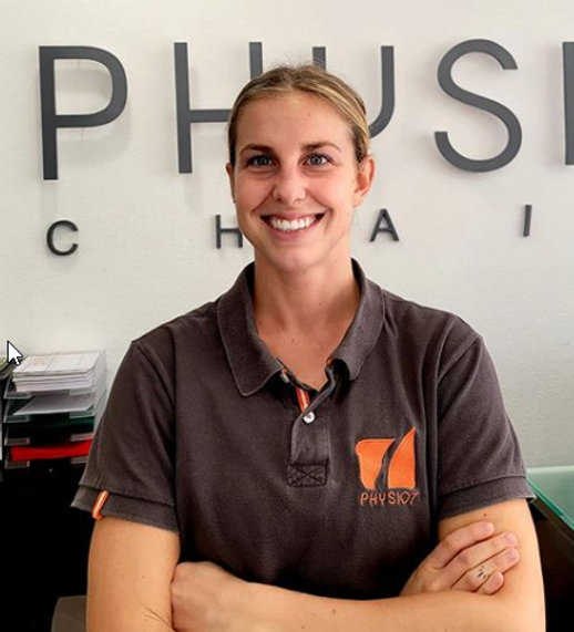Audrey Wuichet Physiotherpeute Physio 7.