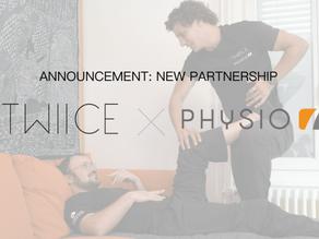 Pour offrir la meilleure expérience à ses utilisateurs, TWIICE s'associe au centre Physio 7.
