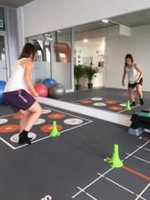 Slalom et stabilité Physio 7