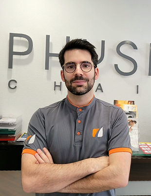 Mikael Davanzo Physiothérapeute Manager