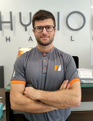 Vincenzo Masullo Physiothérapeute Physio