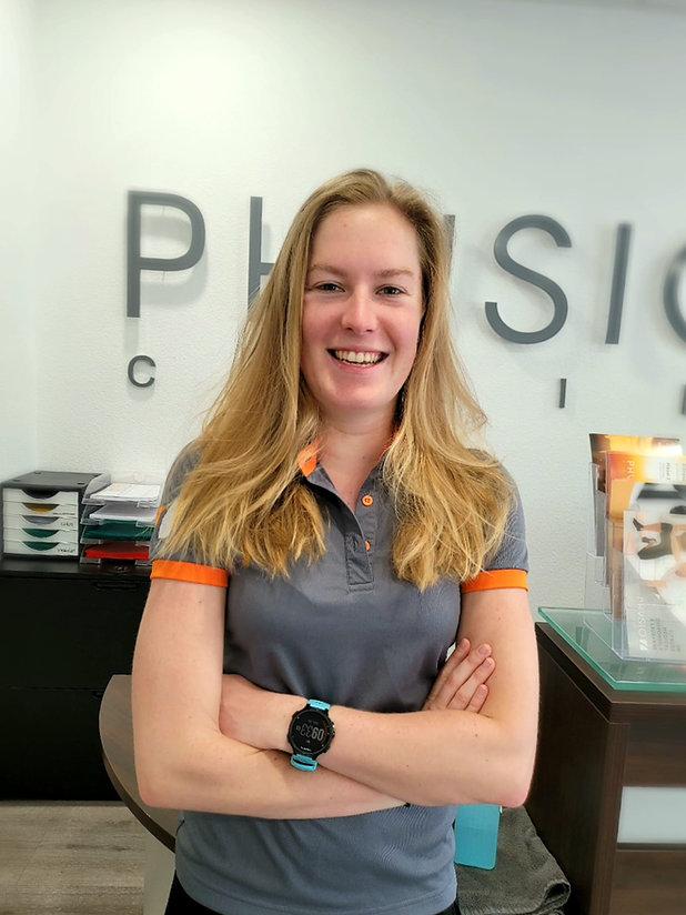 Marielle Lacroix Physiothérapeute Physio