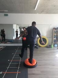 Encadrement et exercices