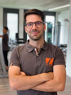 Mikael Davanzo Physiotherapeute Manager