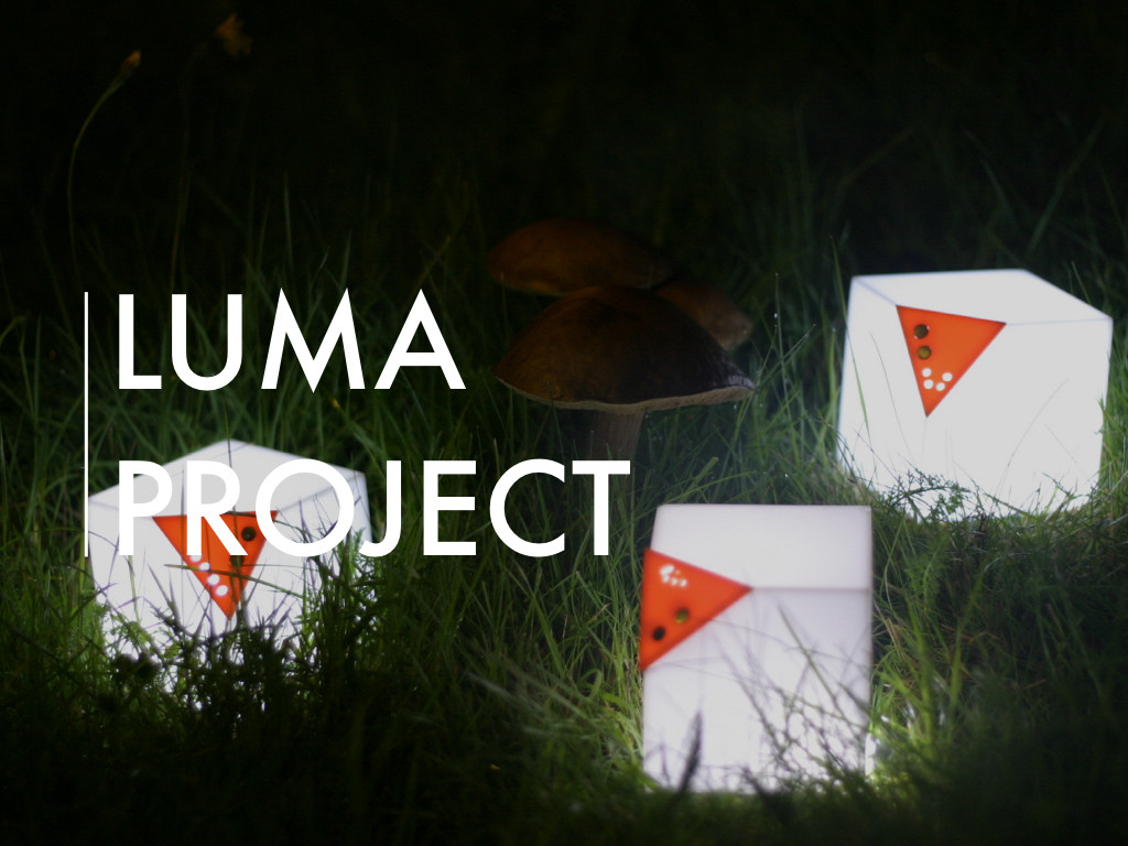 LUMA Interactive Light Project