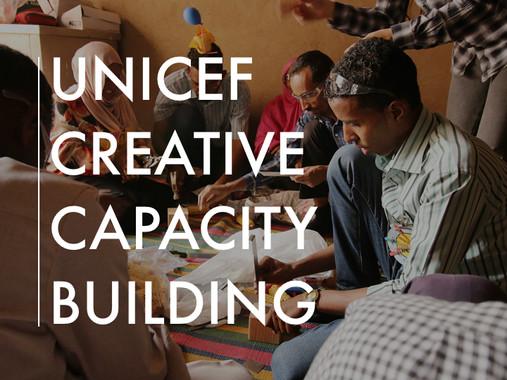 UNICEF Creative Capacity Building Workshop