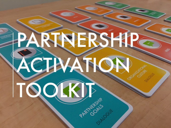 Partnership Activation Tool