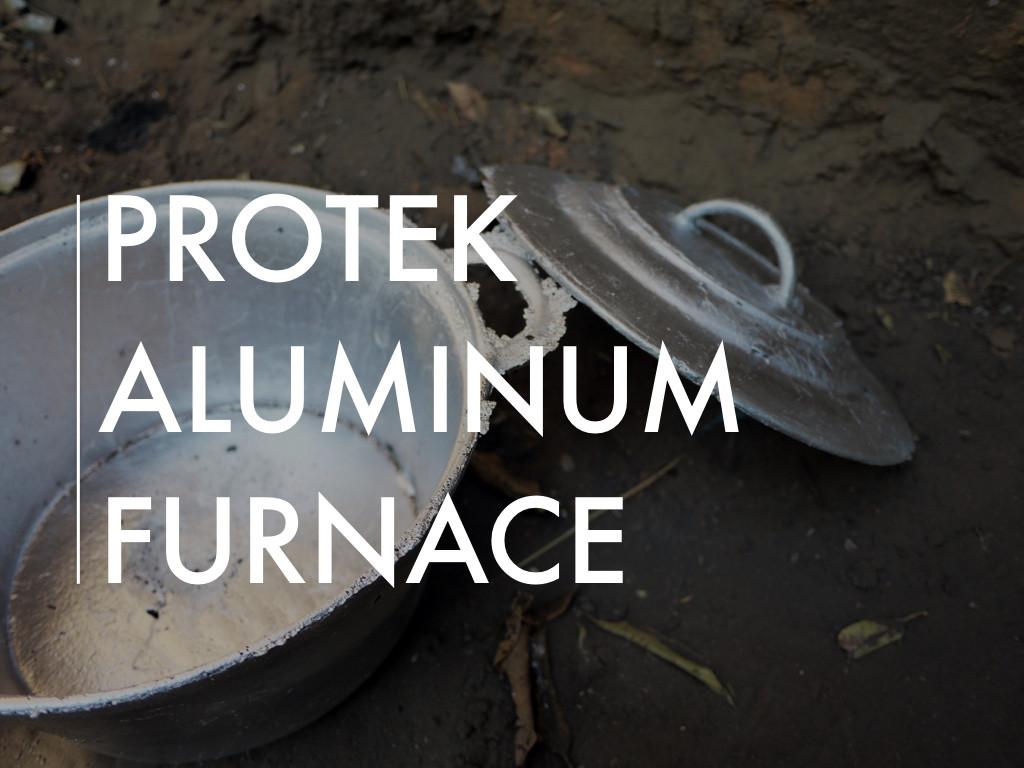 ProTek Aluminum Furnace