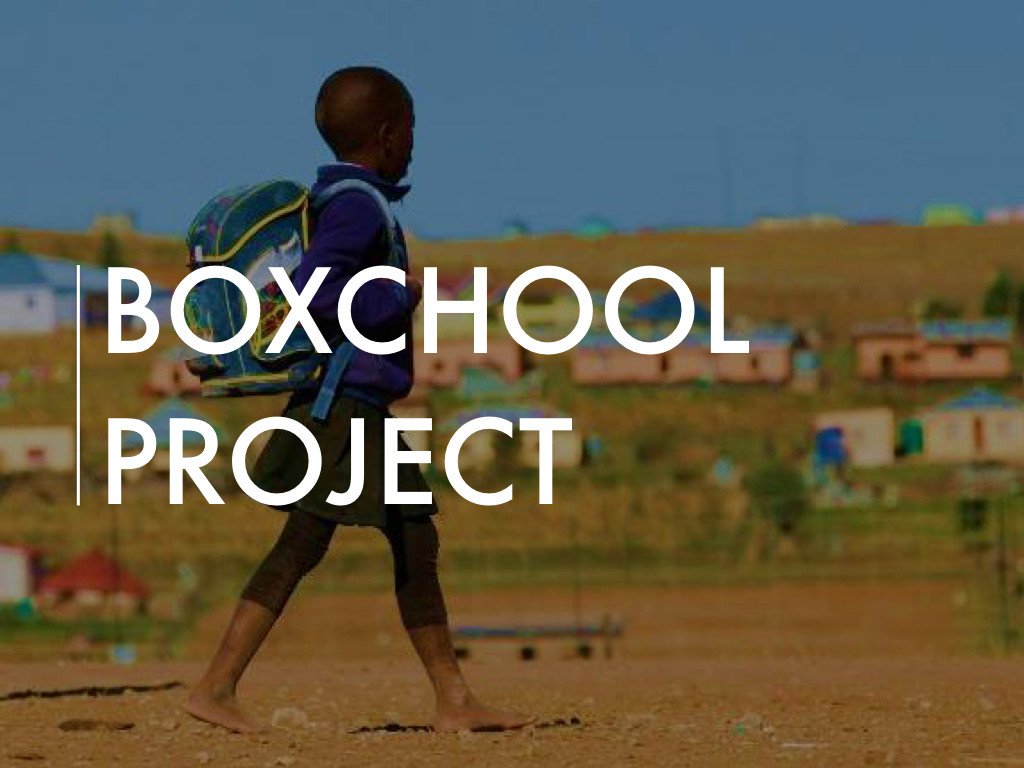Boxchool Project