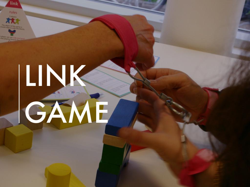 LINK: Teambuilding Game