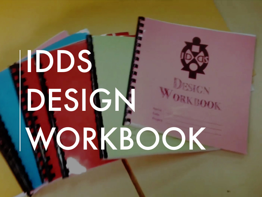 IDDS Design Workbook