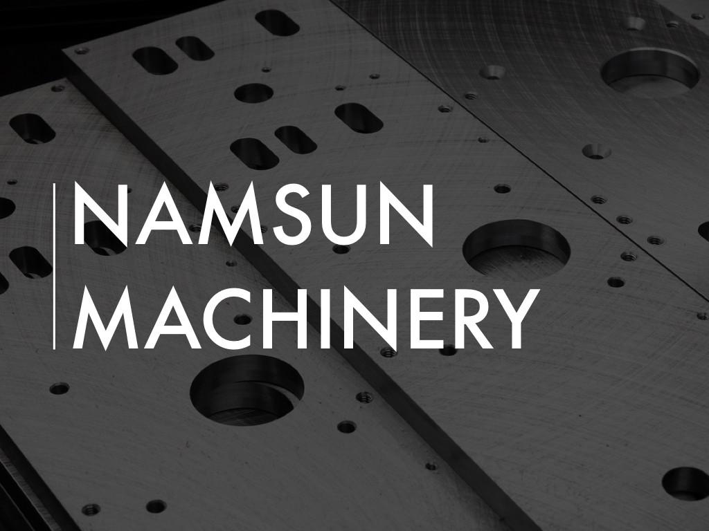 Namsun: CNC Machine