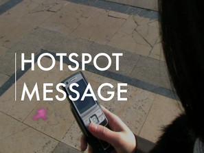Nokia HotSpot Message Project