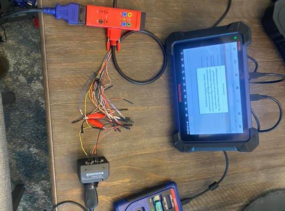 Automotive Locksmith programming