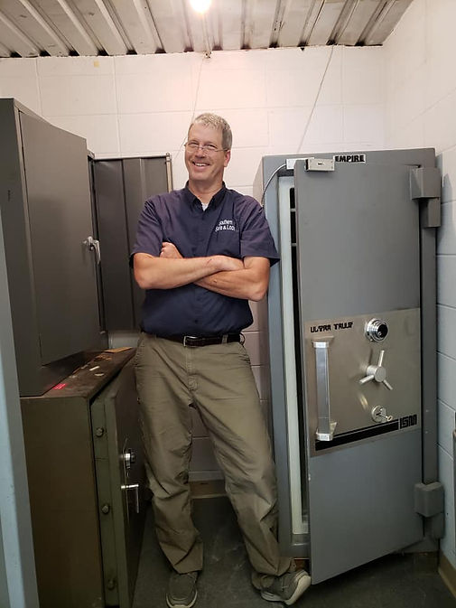 Ron Jewell Owner and Operator of Southern Safe & Lock