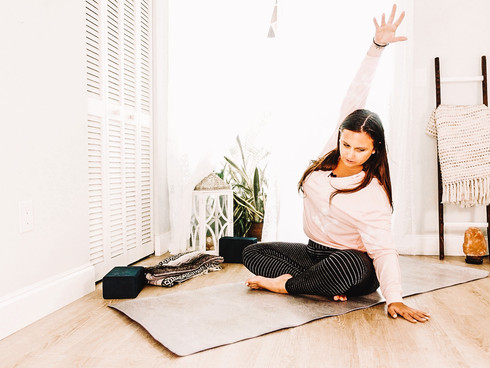 Let Go a Lower Body Release