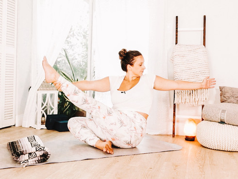 Feel Good Full Body Yoga Flow