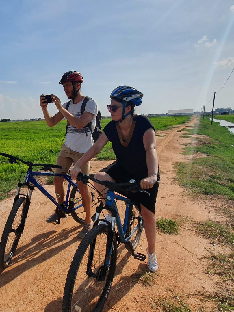 Half Day Village Cycling
