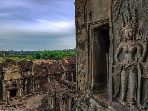 Apsara Dancer at Angkor