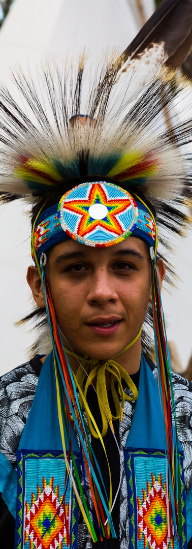 Sioux Indian Brave