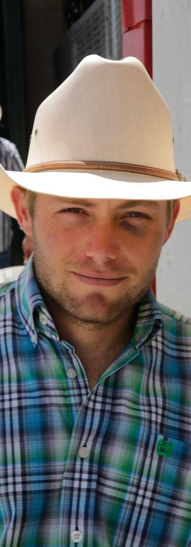 Cowboy Headshot