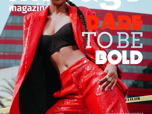 Dare to be bold!