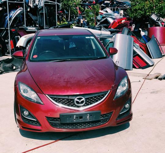 Mazda 6, 2012. polovni delovi