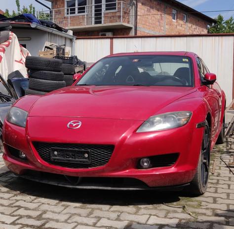 Mazda RX-8 polovni delovi