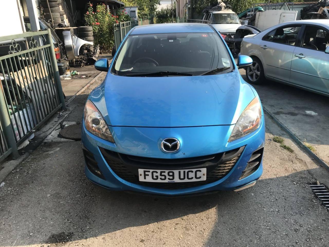 Mazda 3, 2010, polovni delovi