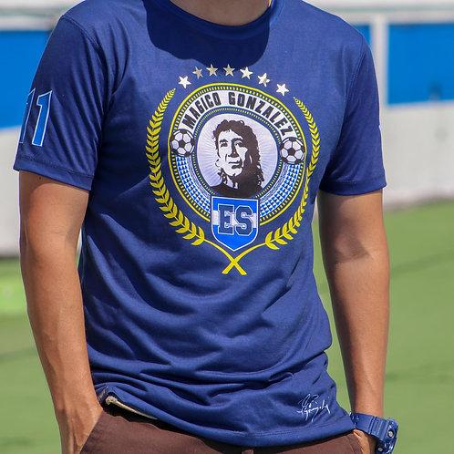 Camiseta Mágico González