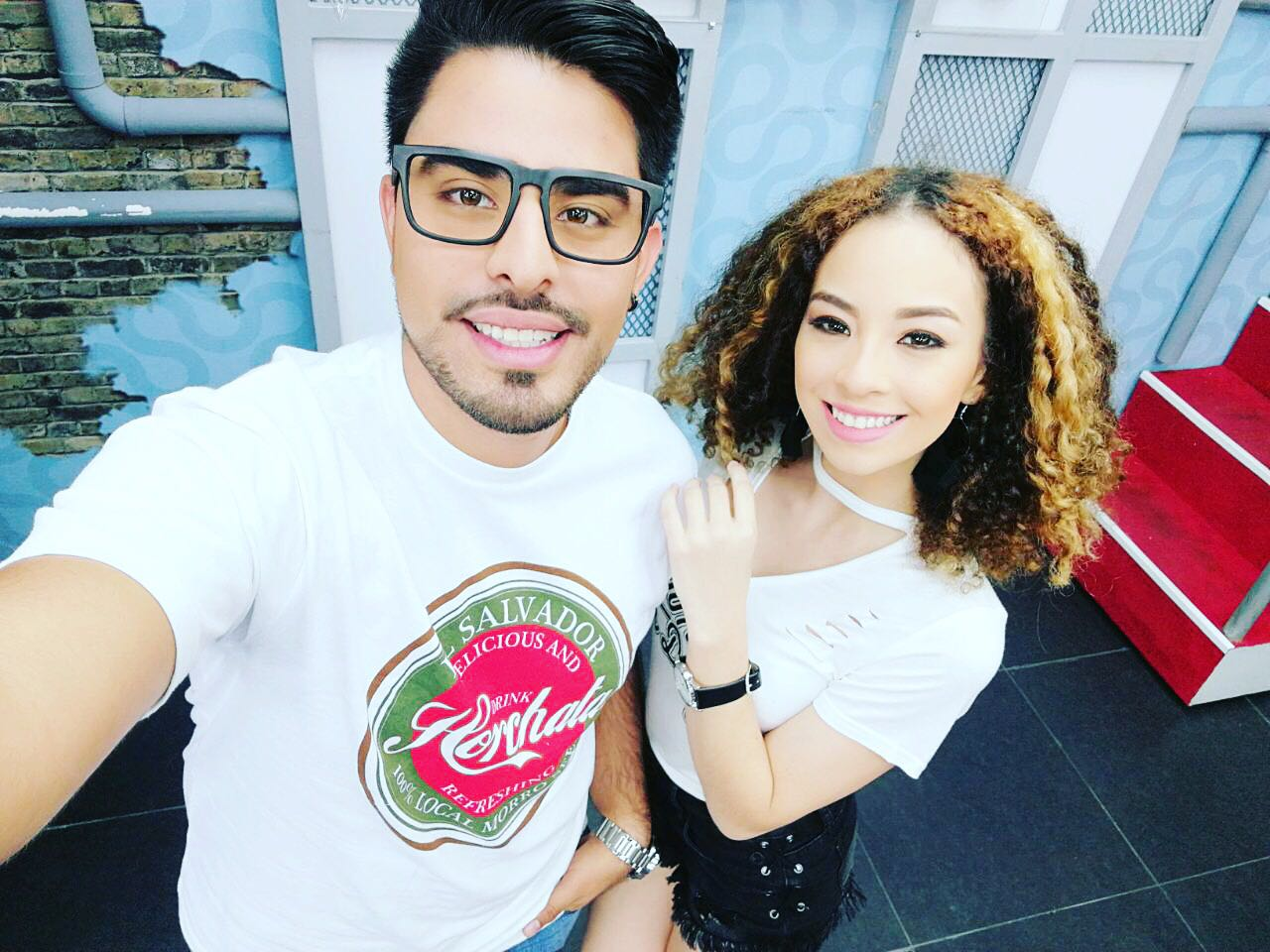 Camiseta Horchata El Salvador
