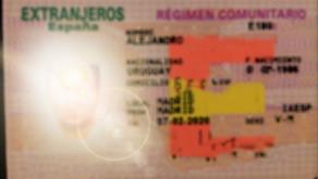 Derecho de residencia y trabajo de los familiares de un ciudadano de la UE sin tarjeta de residencia