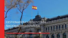 Nacionalidad española por residencia, requisitos y plazos