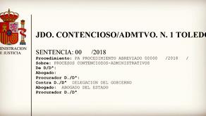 Sentencia: residencia de menor no nacido en España hijo de residente, insuficiencia de medios