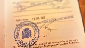 Sentencia reconoce al hijo de un español la residencia sin acreditar medios económicos