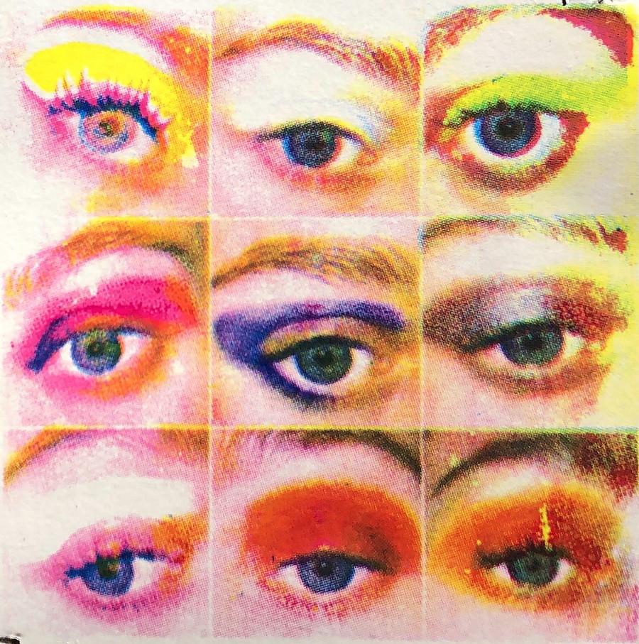 Eyes in Full Color
