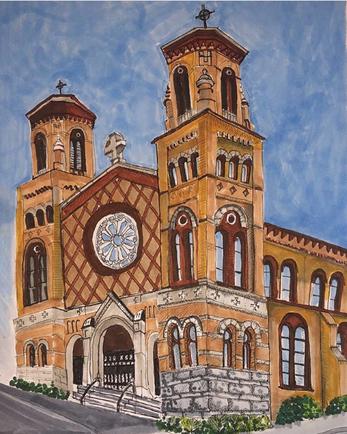 St Mary's, Homestead