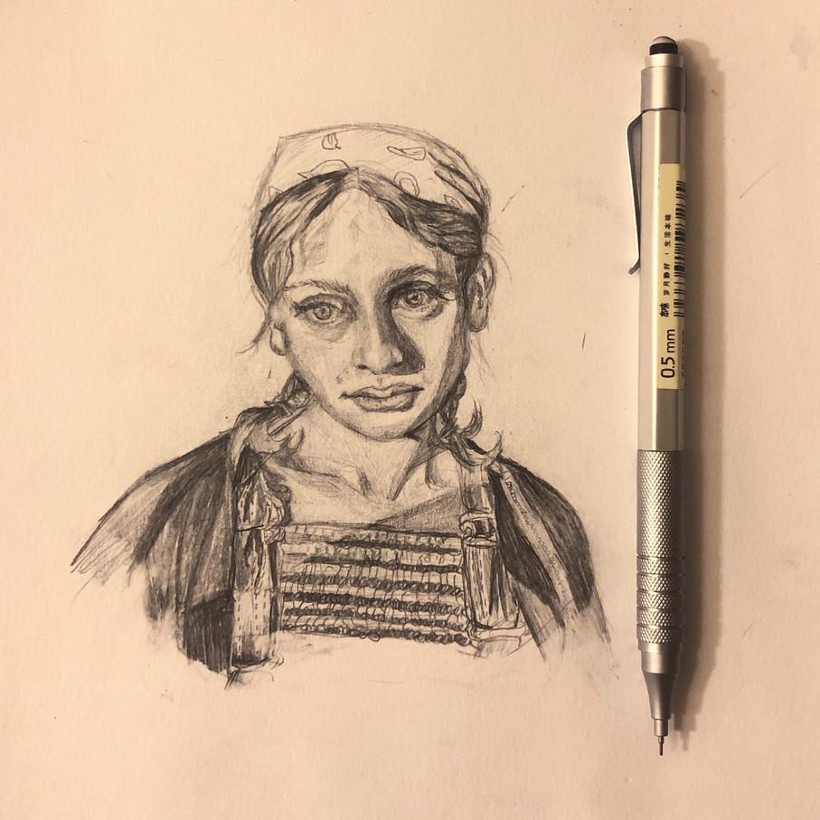 20 Min Self Portrait