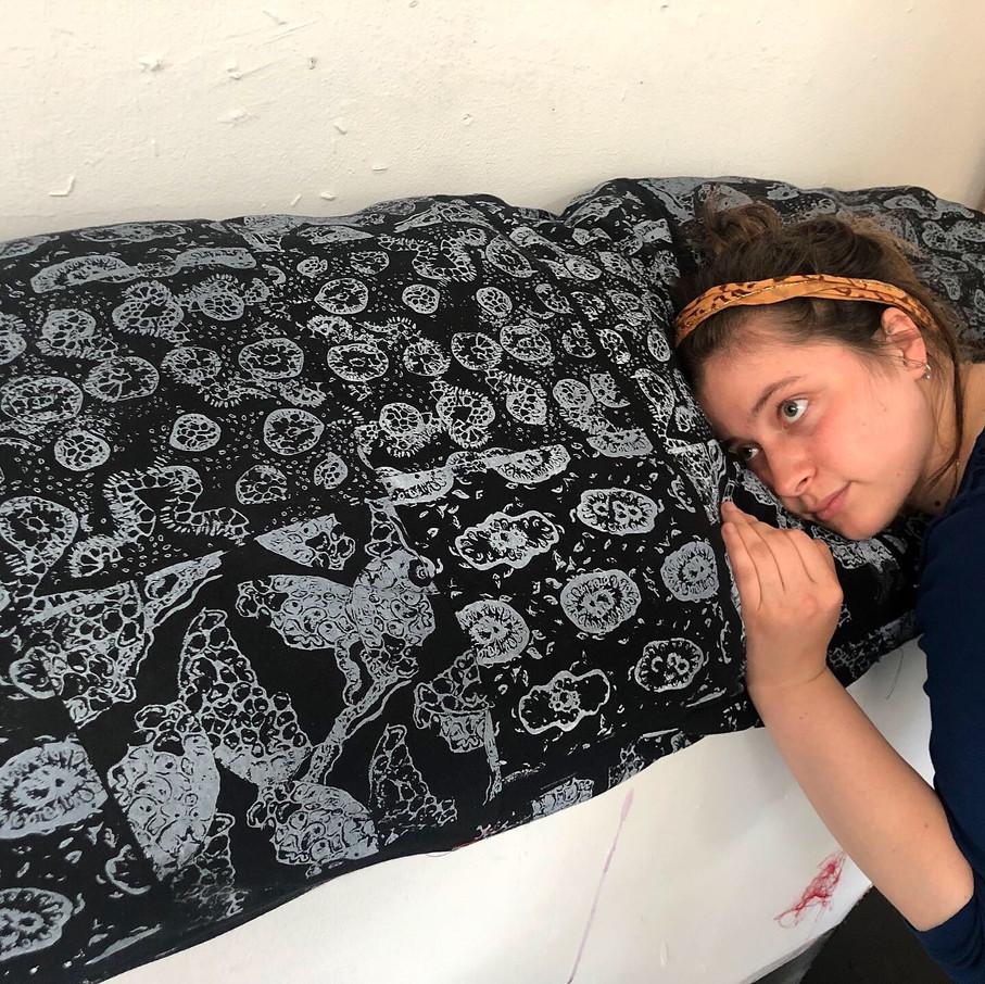 Living Body Pillow