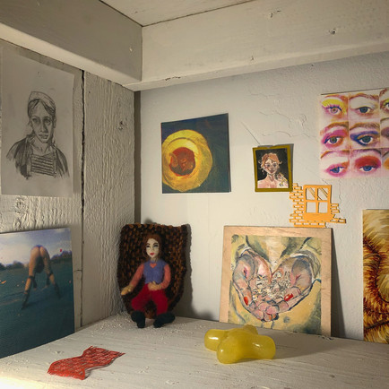 My Bedroom (Senior Project)