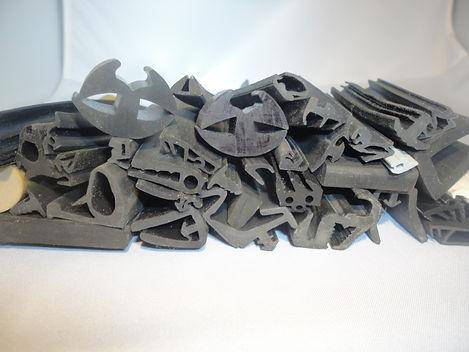 rubber profiel