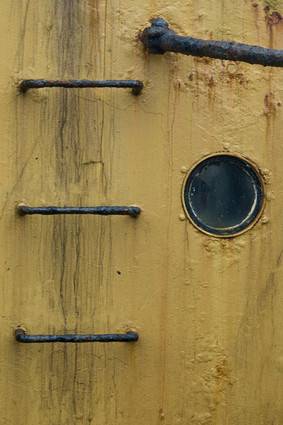 Rungs and porthole